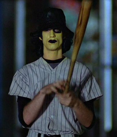 I've always wanted to give this costume a shot, and maybe I could do a vamped up version?  The Baseball Furies gang from the Warriors.