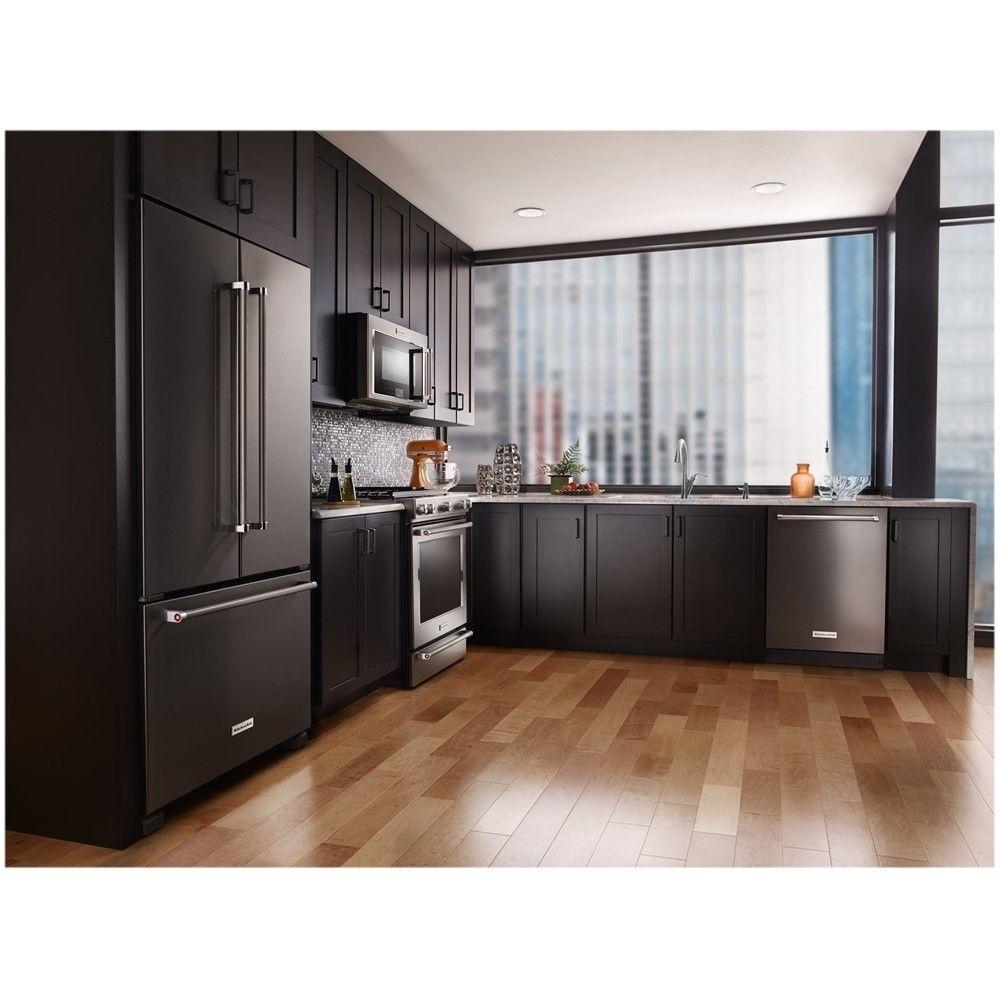 Kitchenaid 20 cu ft french door counterdepth