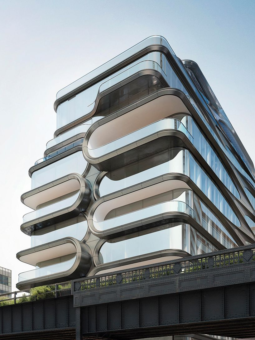 Zaha Hadid S 520 West 28th Penthouse On Sale For 50 Million