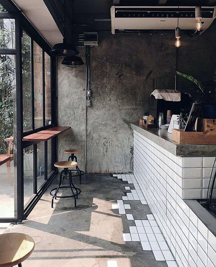 Eye Opening Coffee Bars You Ll Want For Your Own Kitchen การออกแบบภายในแบบโมเด ร น ตกแต งภายในสไตล โมเด ร น ตกแต งภายใน