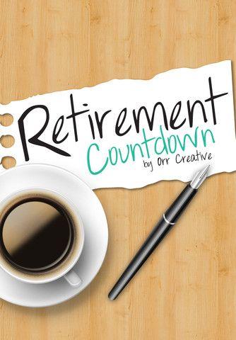 Free Printable Retirement Countdown Calendar Calendar Template 2016