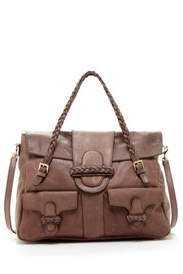 Valentino Braided Trim Handbag By Designer On Hautelook