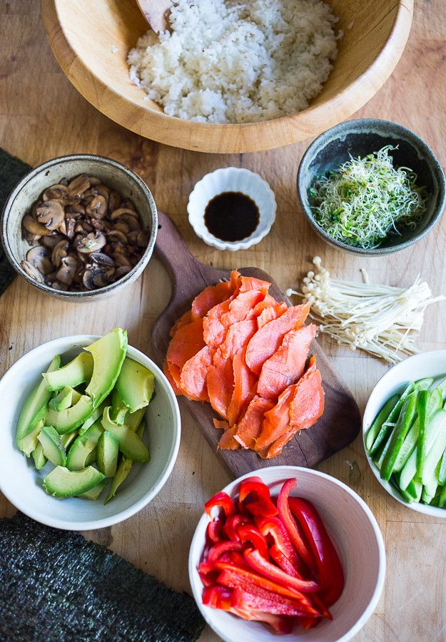 How to throw a temaki party a simple affordable japanese inspired how to throw a temaki party a simple affordable japanese inspired crowd friendly meal forumfinder Gallery
