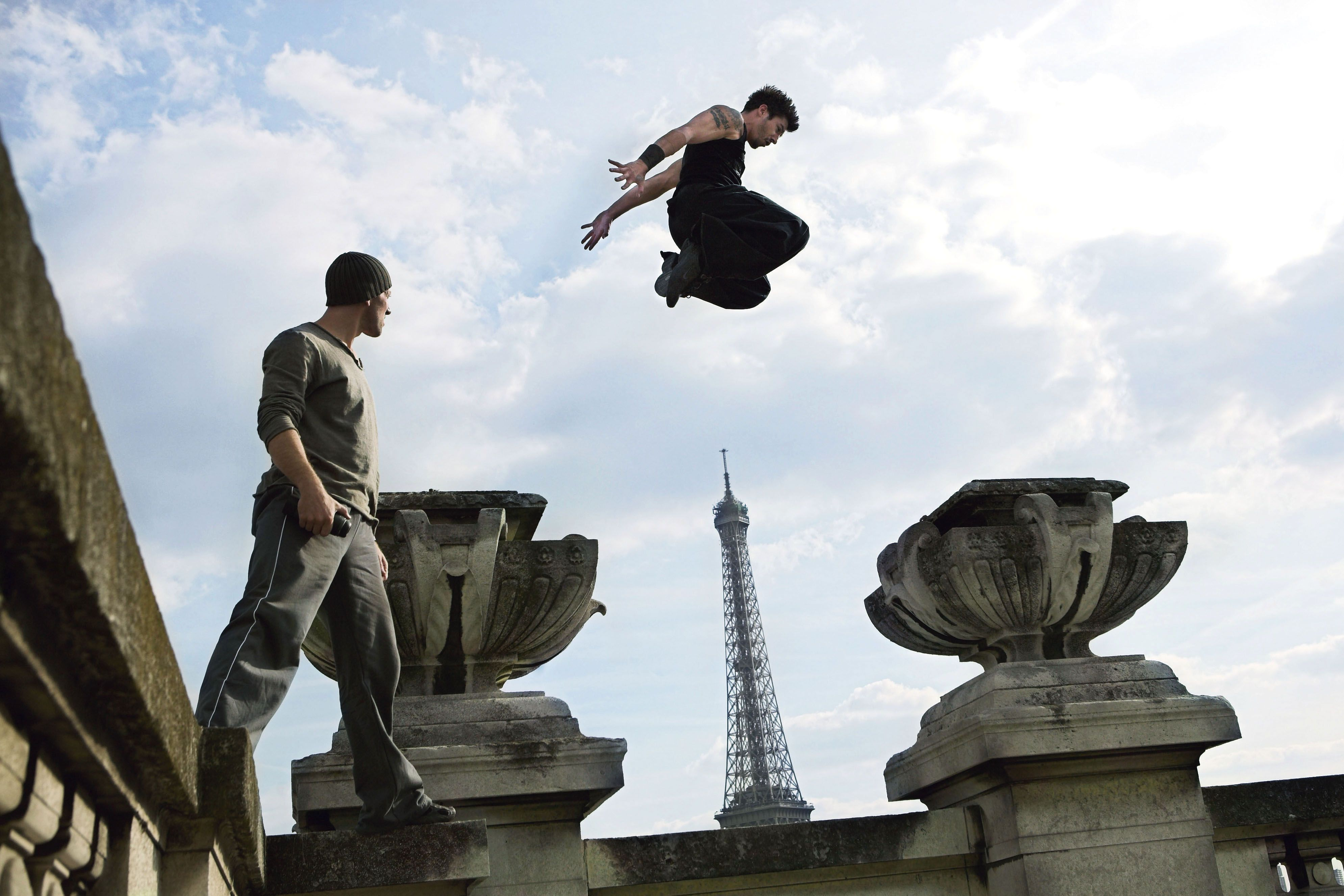 Parkour / Free Running | reference | Parkour, Luc besson ...
