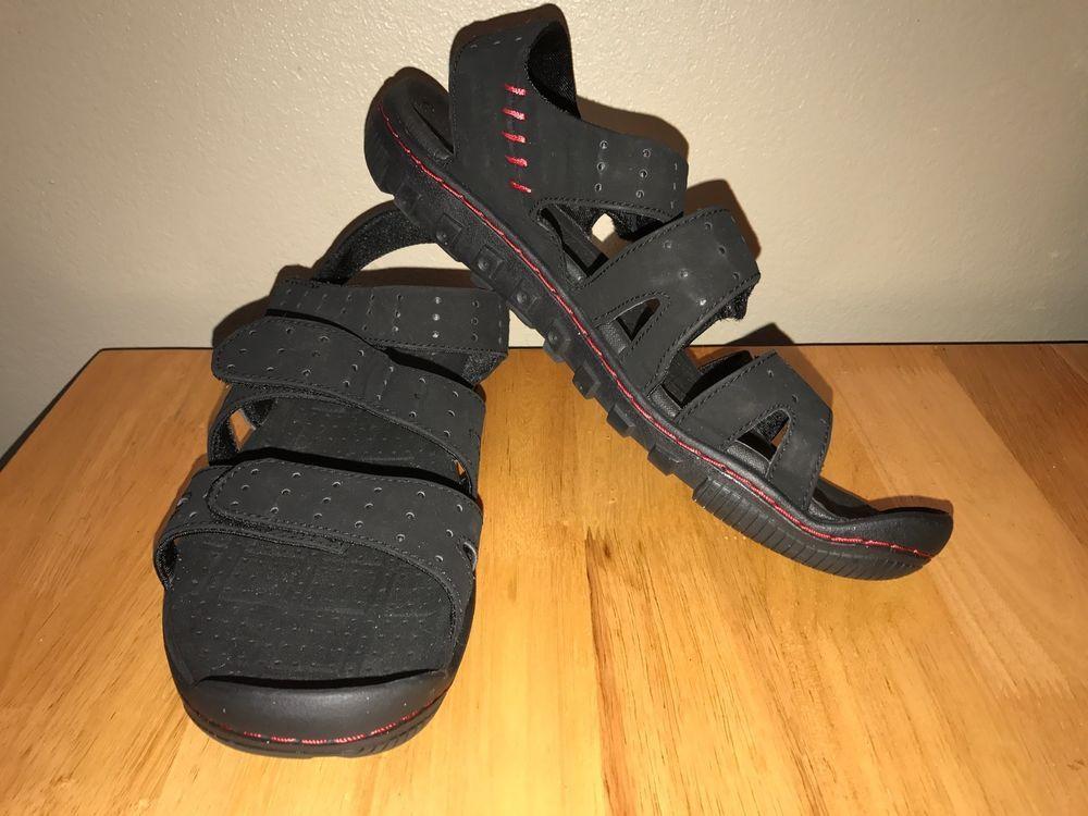 nike three strap slides