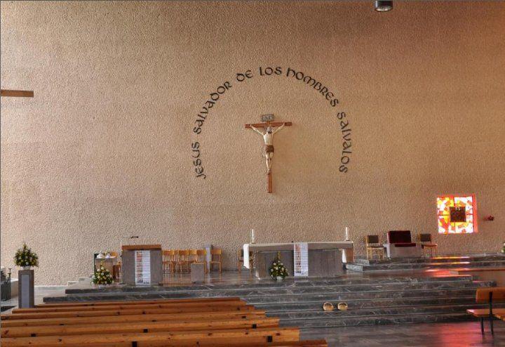 Santuario en Jesús María