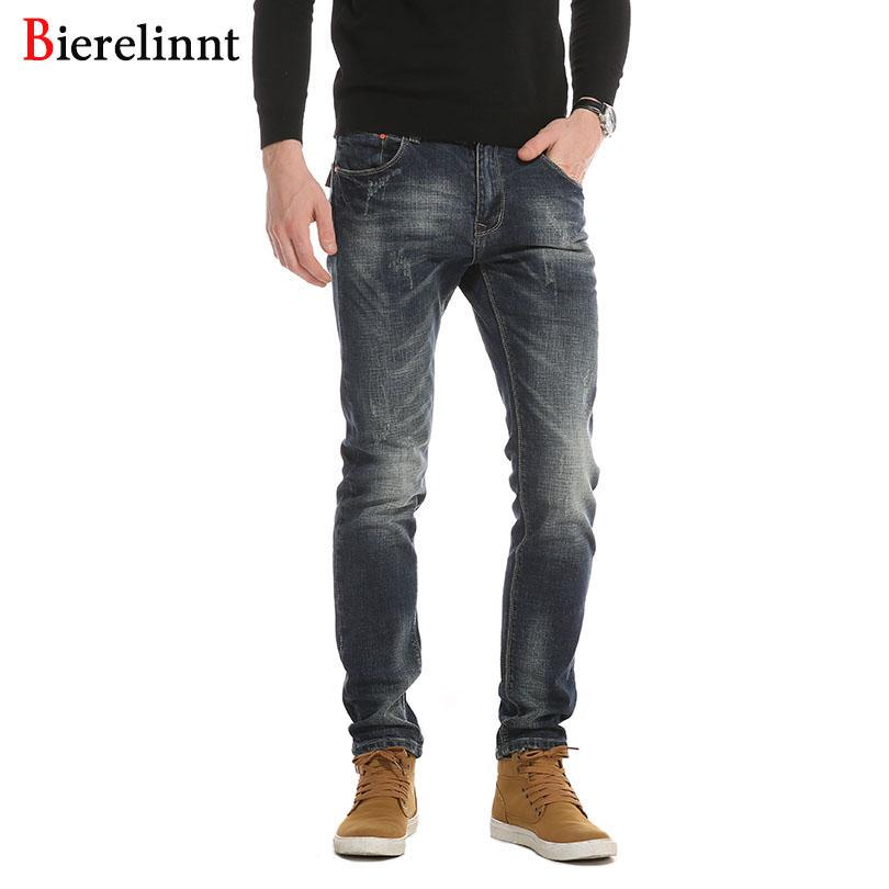 c255f485 Mens New Stone Washed Denim Straight Leg Jeans | Men's clothes ...