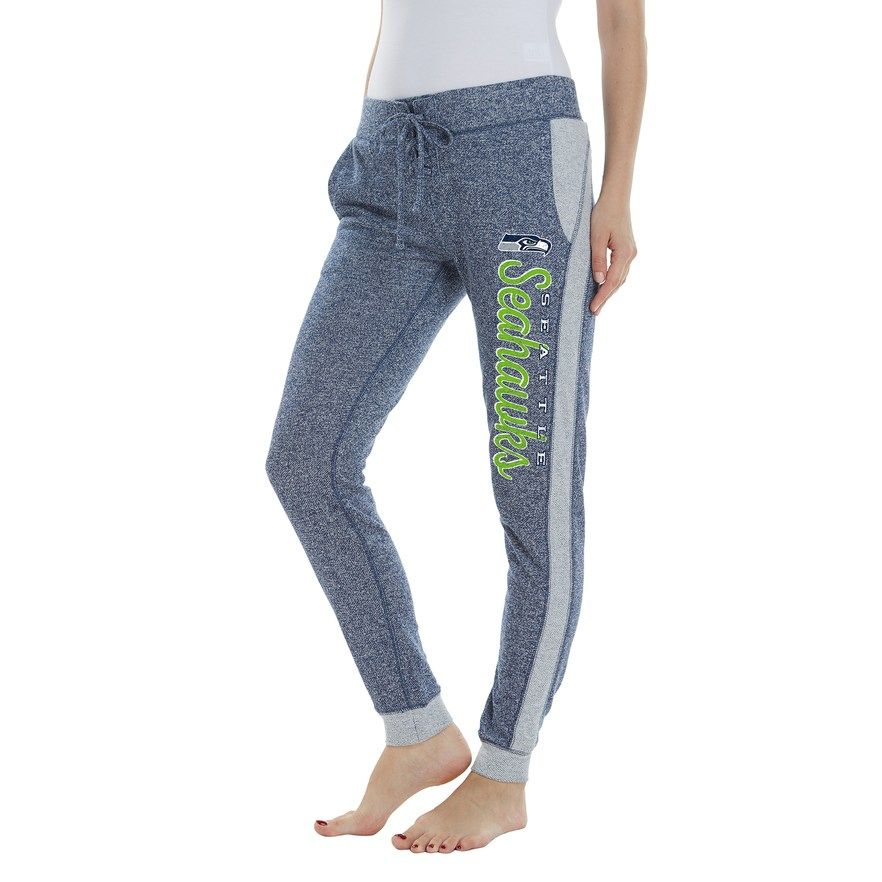 f703a32363c Women s Walkoff Seattle Seahawks French Terry Lounge Pants ...