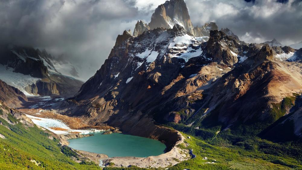 Wallpaper Patagonia 5k 4k Wallpaper Argentina Mountains Lake Os 5308 Los Glaciares National Park Ipad Pro Wallpaper Nature Wallpaper