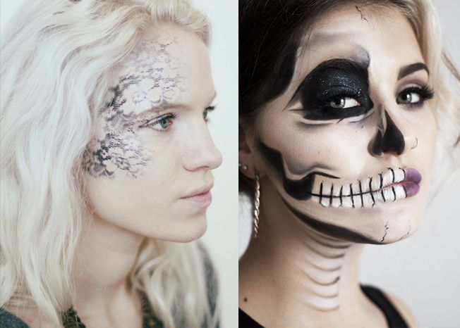 halloween makeup tutorials - Halloween Tutorials