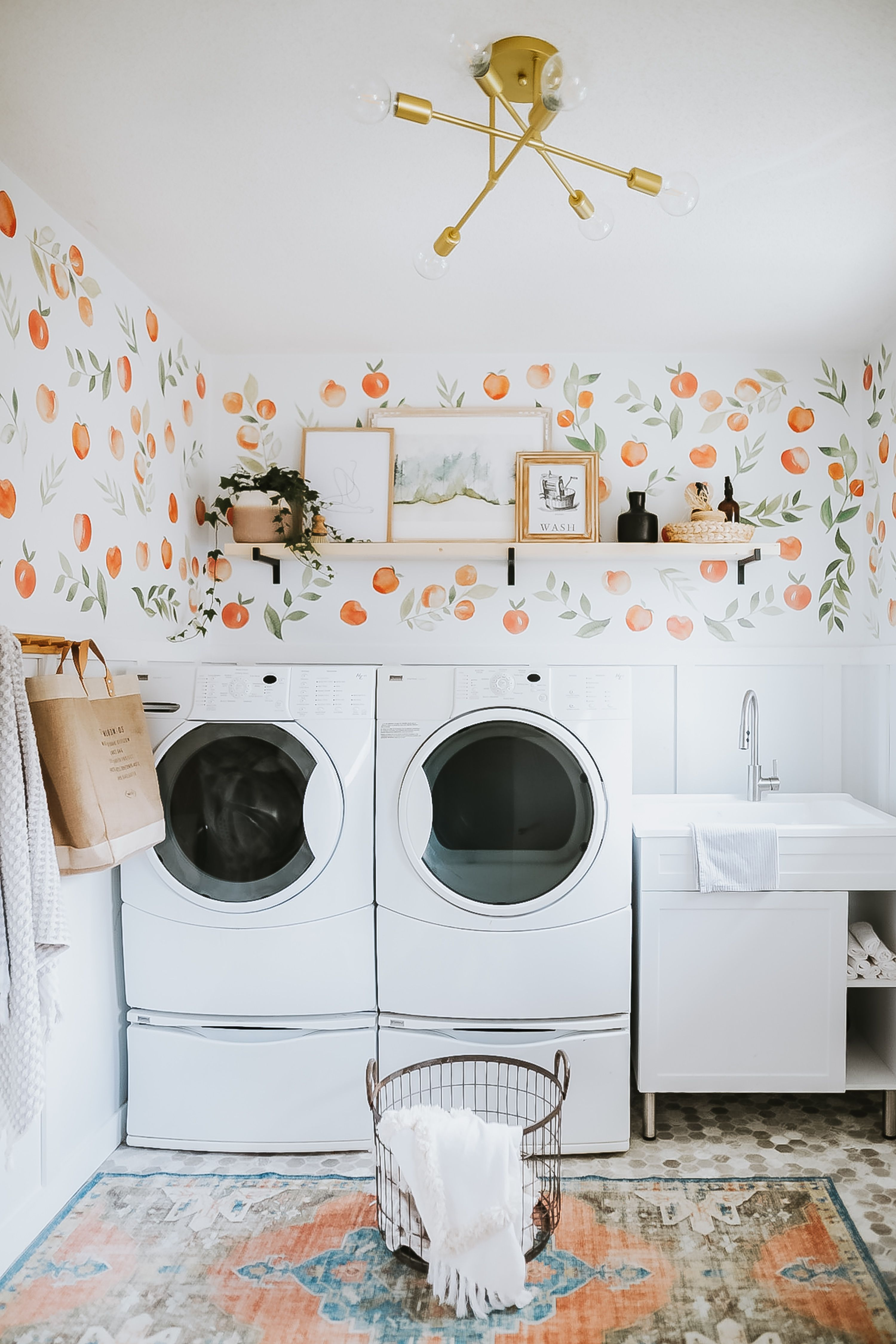 Photo of One Room Challenge – Laundry Room Makeover – Jessica Sara Morris