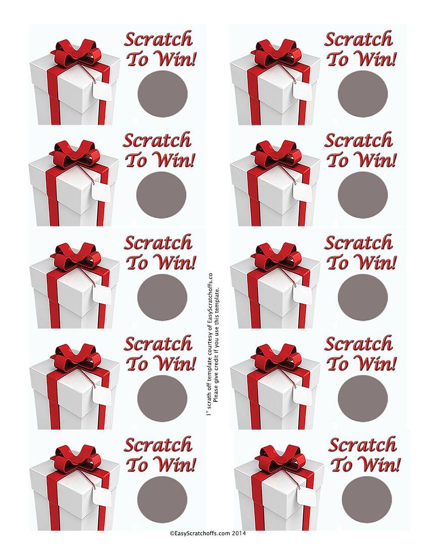 Free Scratch Cards