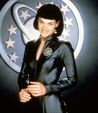galaxy quest | Charlie Milk Gums, spacebitches: Missi Pyle in Galaxy Quest (1999) ...