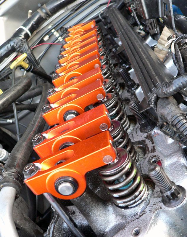 Harland Sharp Roller Rockers Jeep Xj Jeep Mods Jeep Zj