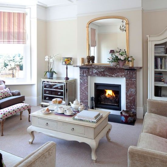 Step Inside A Bold And Striking Period Home In Hertfordshire Enchanting Interior Design Ideas For Living Rooms With Fireplace Inspiration Design