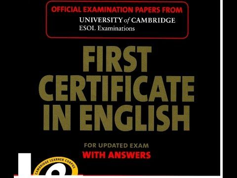 First certificate in english 1 listening test 1 part 1 with answer first certificate in english 1 listening test 1 part 1 with answer keys yelopaper Image collections