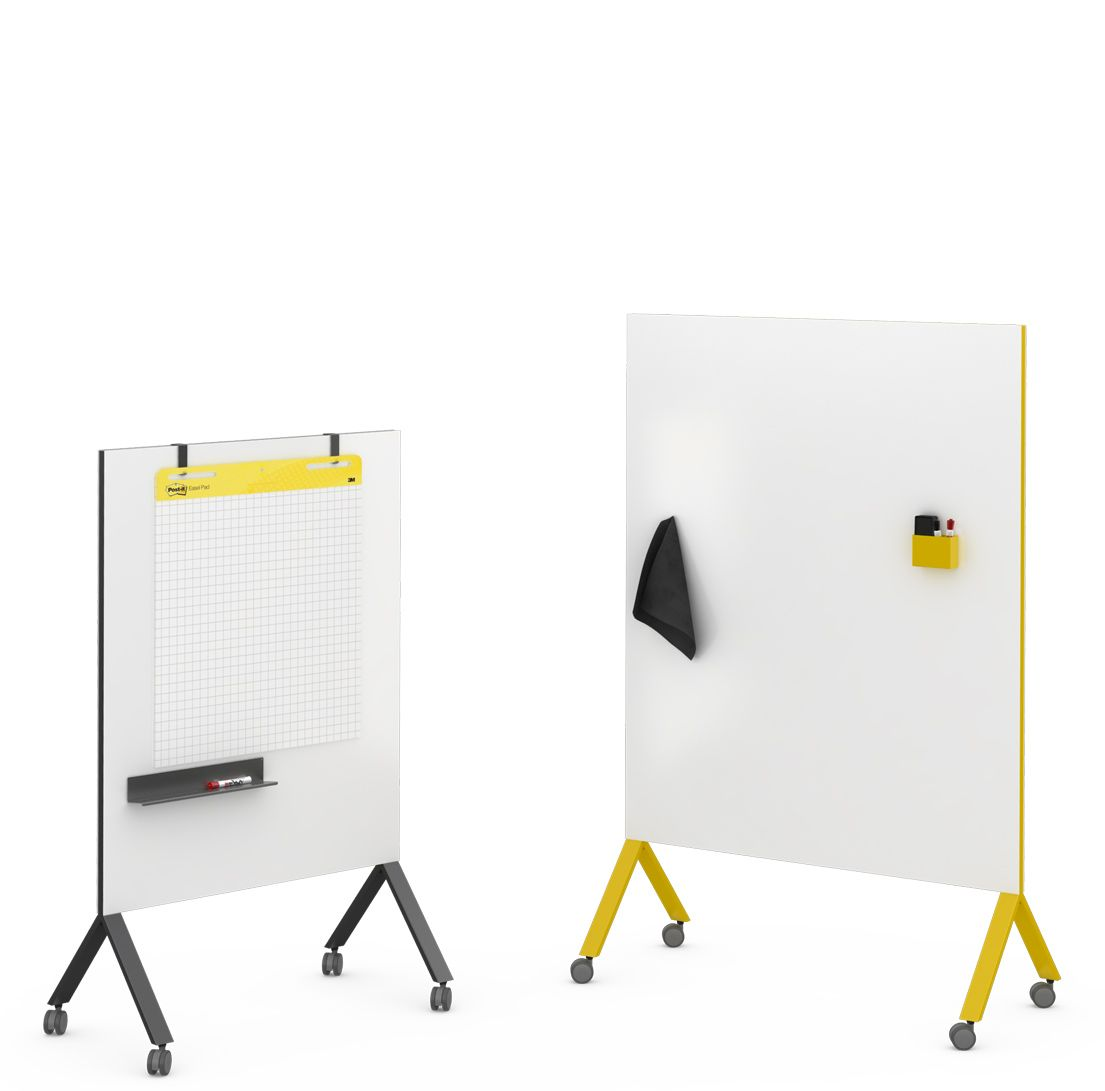 The Etch Mobile Marker board is deliberately simple and versatile ...
