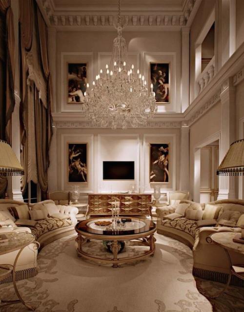 Luxurious Living Room Designs: Elegant Living Room Design, Luxury Living