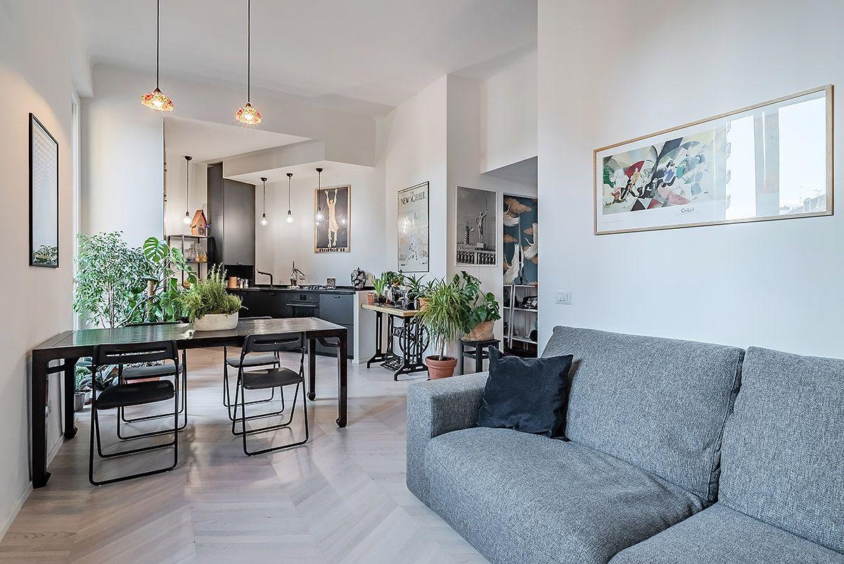 Ristrutturazione appartamento di 70 mq a Milano, Piazzale