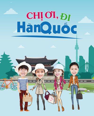 Phim Chị Ơi! Đi Hàn Quốc