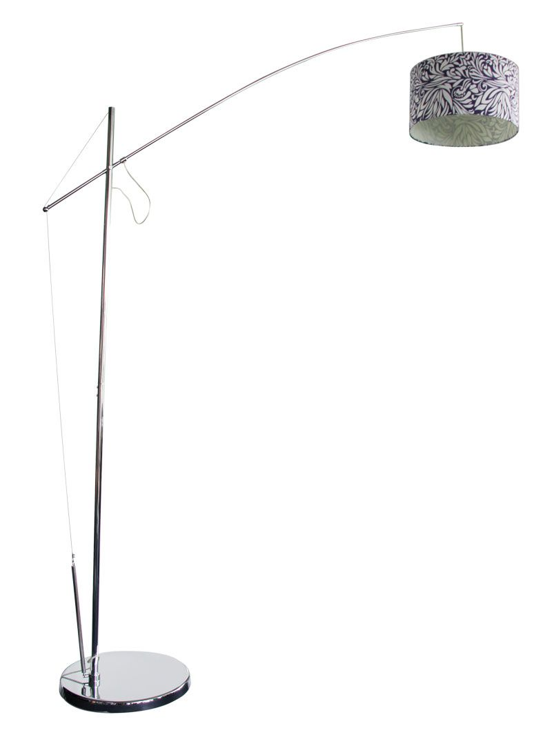 The cantilever floor lamp is a large contemporary feature light with cantilever base floor lampstable lampsarmrangestanding aloadofball Gallery