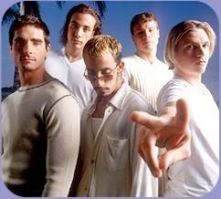 Backstreet Boys on 90S