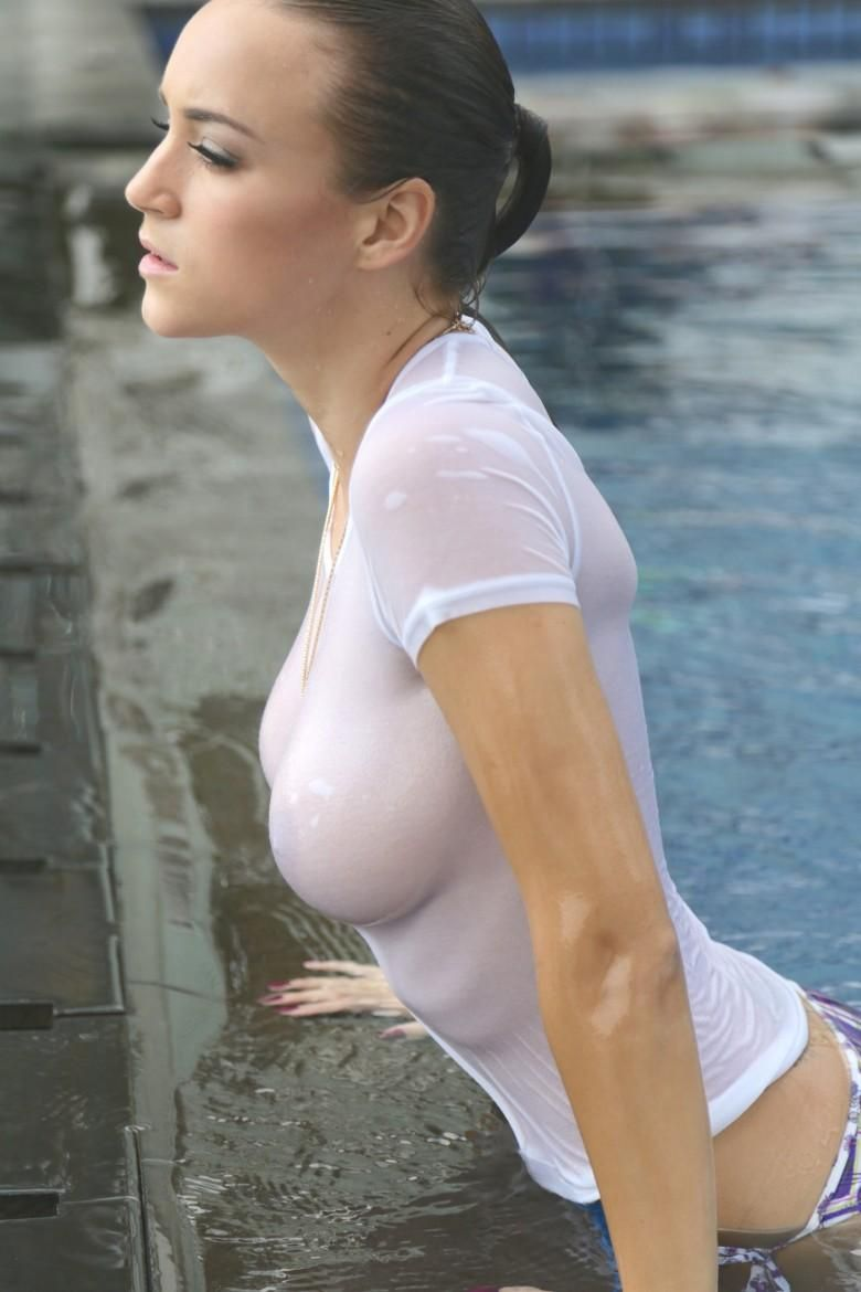 from Terrence hot women nude wet t shirt