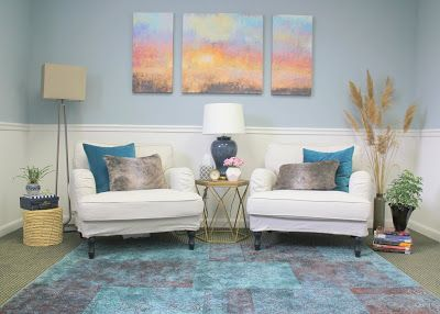 Style By Mimi G Designing A Therapy Office