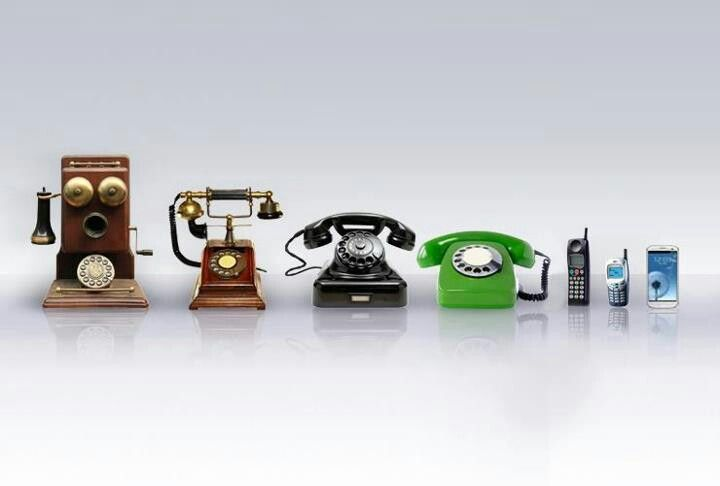 Image result for telephones history