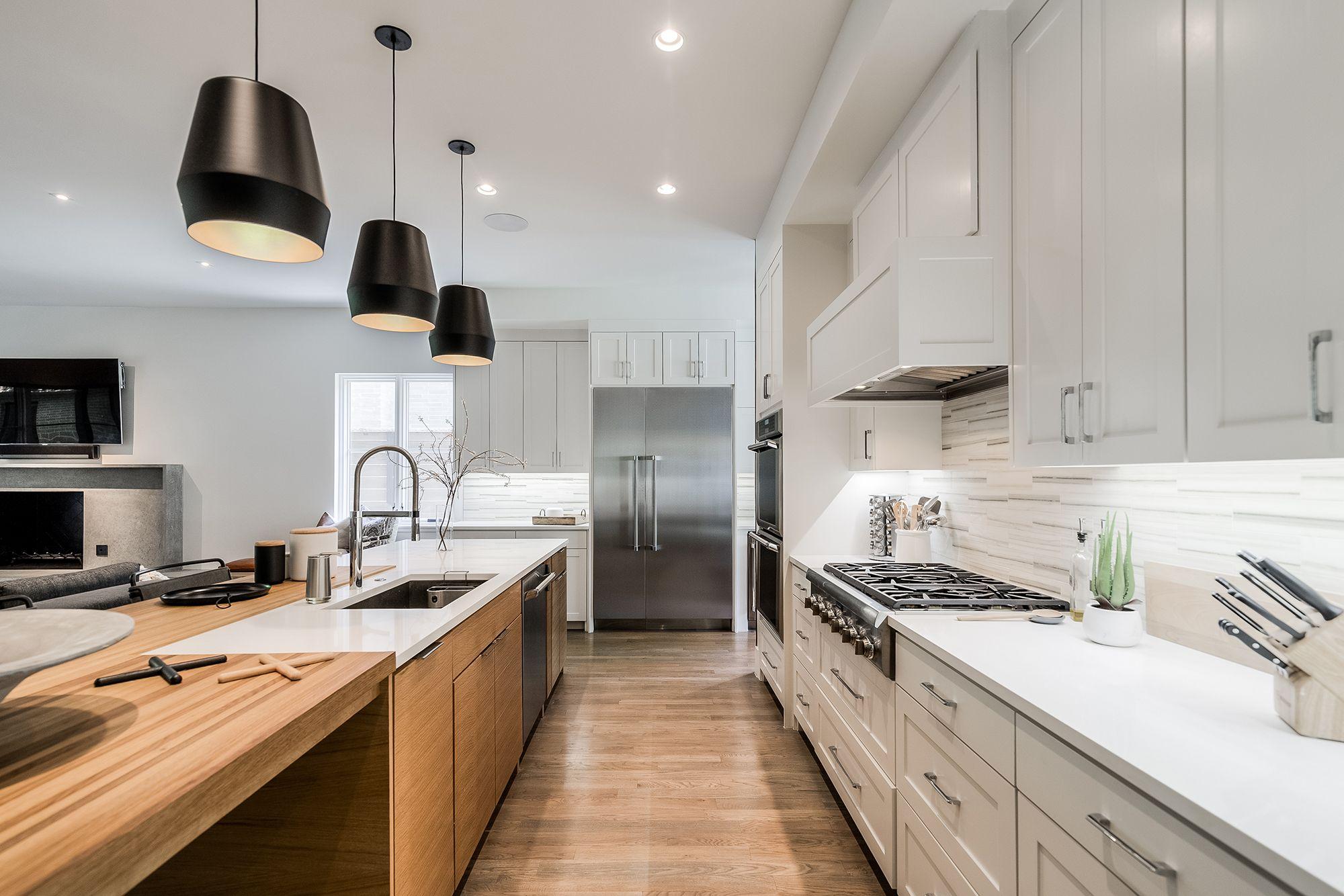 Lakewood Home Organic Modern Kitchen Unique Kitchen Kitchen Design