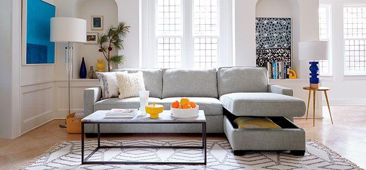 West Elm Living Room | Living Room Design Ideas