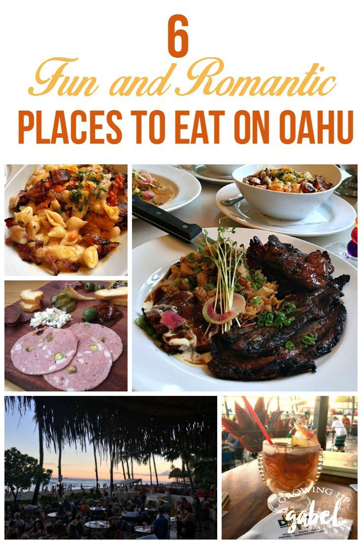 Find The Best Food And Places To Eat On Oahu From Gourmet Restaurants Grocery Enjoy Foods Islands Have Offer With These 6