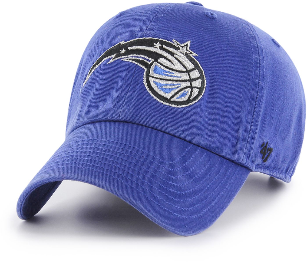 '47 Men's Orlando Magic Clean Up Adjustable Hat (With