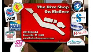 Dive Shop On Mcever