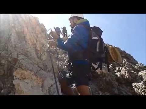 Bergwanderung zum Vajolonpass und Klettertour auf die Rotwandspitze - Alpin- & Gipfelwanderungen in Südtirol - Wandern in Südtirol - Sonnleiten