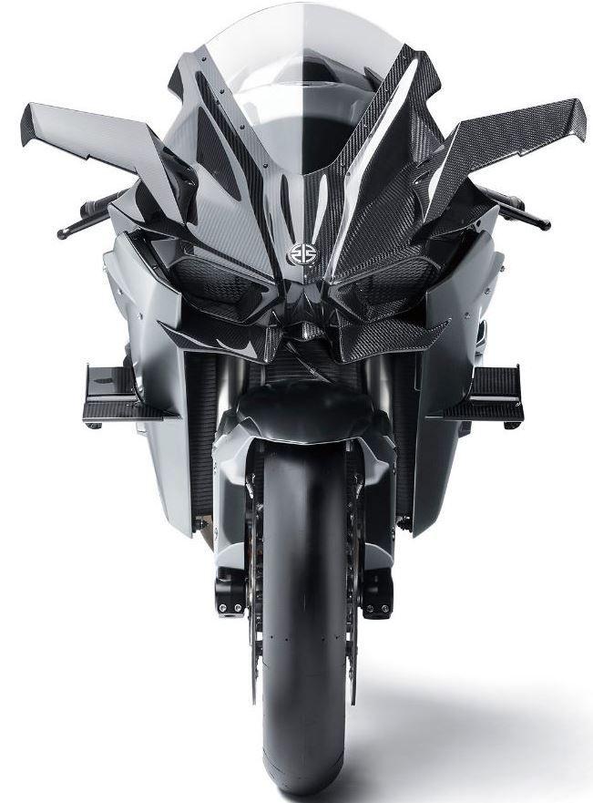 Kawasaki Ninja H2r Super Bikes Motos Esportivas Motos Carros