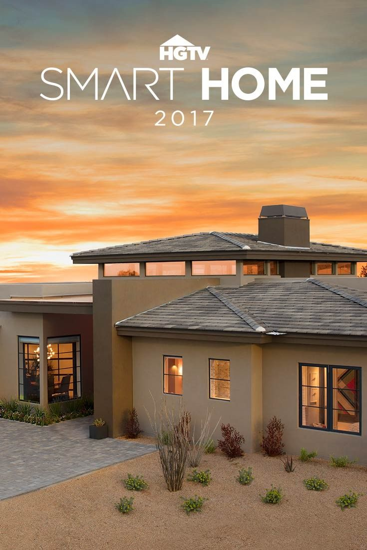 Hgtv Smart Home 2017 This Luxury Southwest In Scottsdale Az Could Be Yours Grand Prize Worth Over 1 5m Learn More