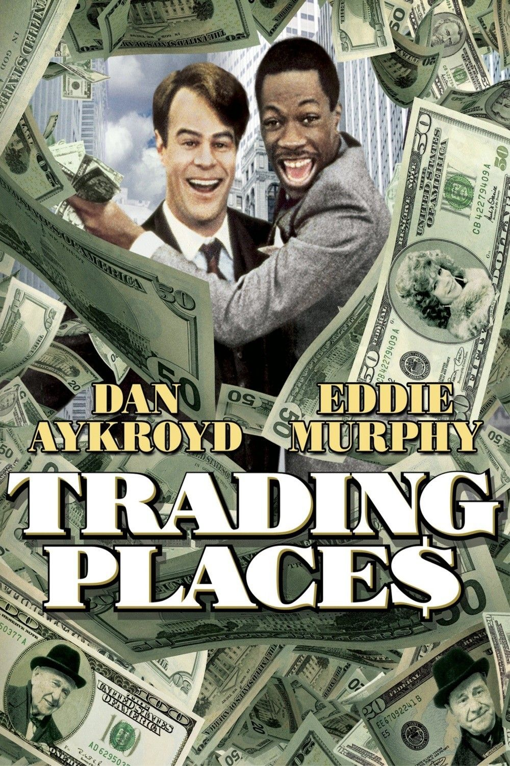 Trading Places 1983 I Love This Movie Comedy Movies