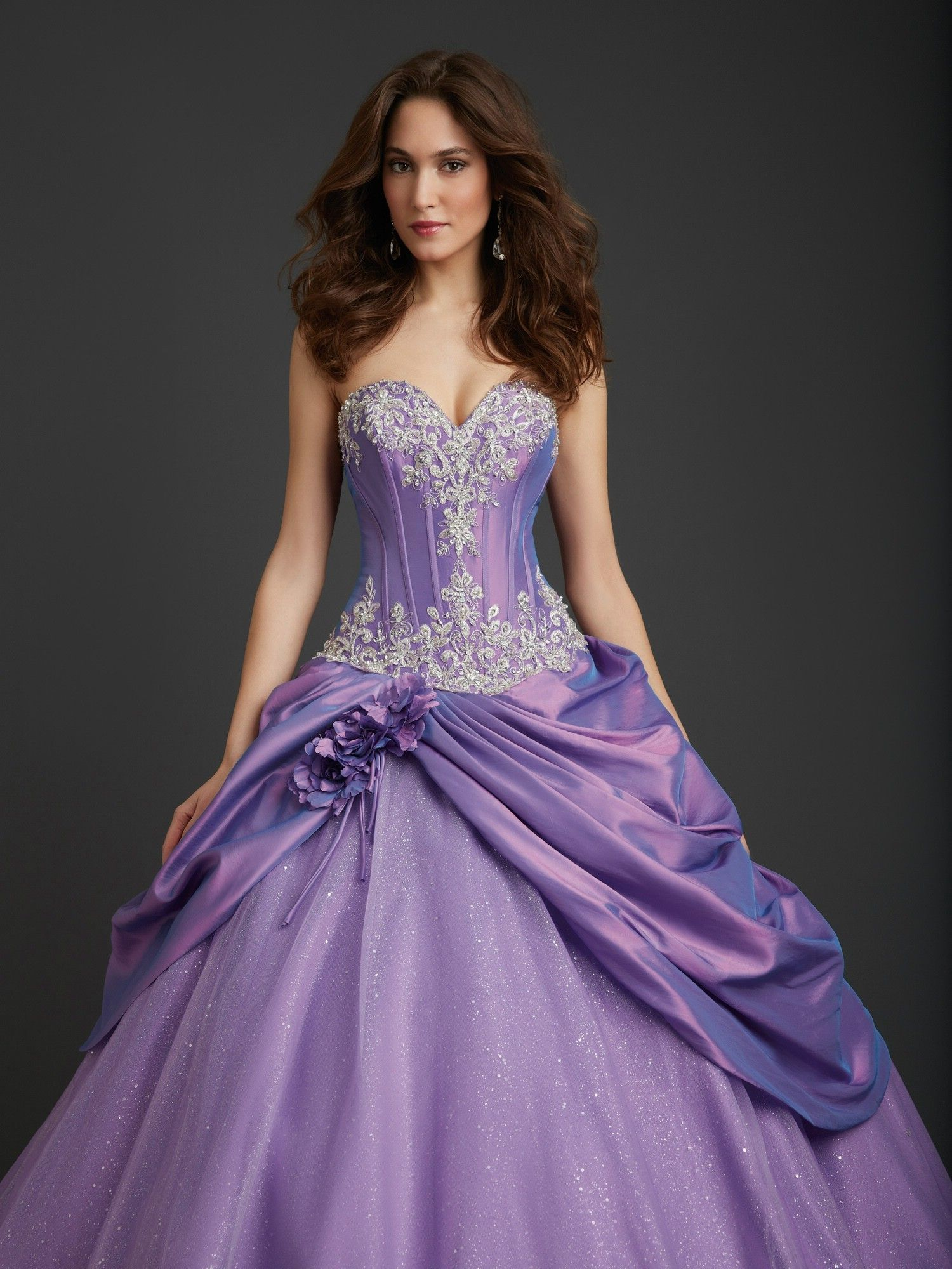 Allure Quinceanera Dresses - Style Q371 [Q371] - $578.00 : Wedding ...