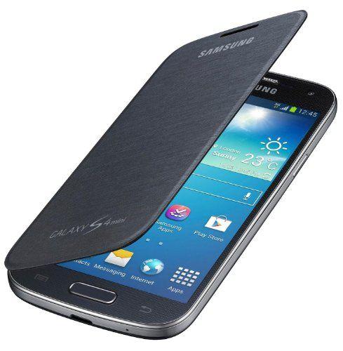 Samsung Original Ef Fi919bbeg Flip Handyhulle Fur Galaxy S4 Mini Galaxy S4 Mini Samsung Galaxy Mini Galaxy