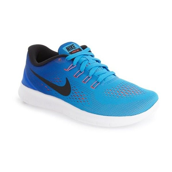 753a50b5c5444 Women s Nike  Free Rn  Running Shoe ( 110) ❤ liked on Polyvore featuring  shoes