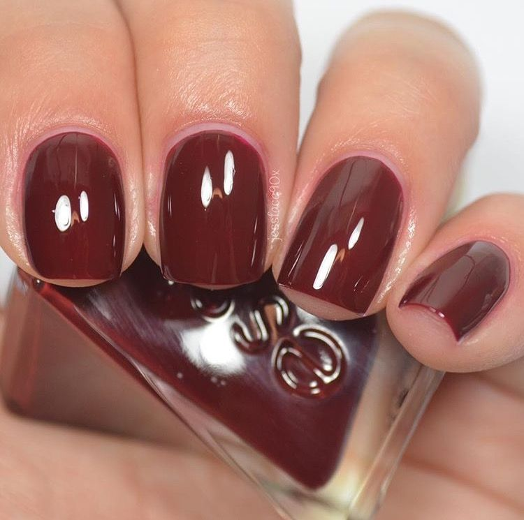 Nail Polish Style: Spiked With Style (Gel Couture After Party
