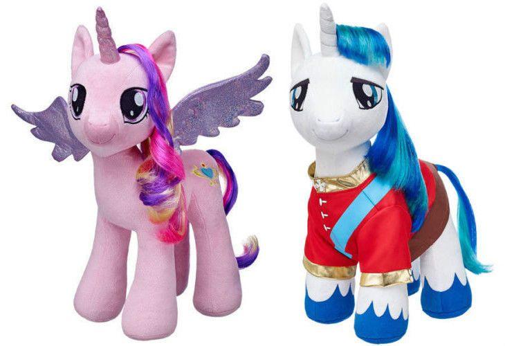 Build A Bear My Little Pony Princess Cadance Armor Plush Animal Stuffed Lot | eBay