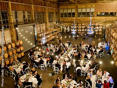 Winery Sf Weddings San Francisco Reception Venues Treasure Island 94130