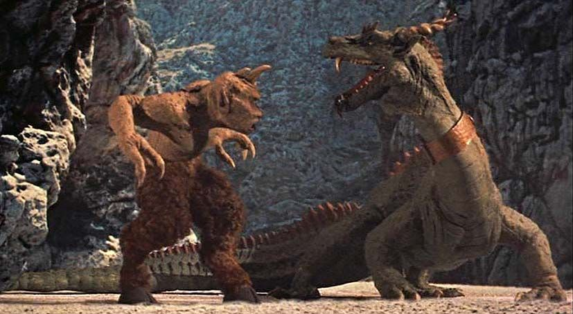 Ray Harryhausen Monsters