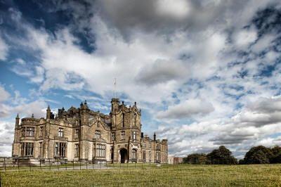 Allerton Castle | Wedding venues yorkshire, Wedding venues ...