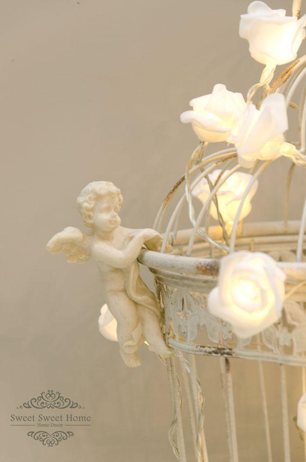 Raccolta immagini di mensole in stile shabby chic