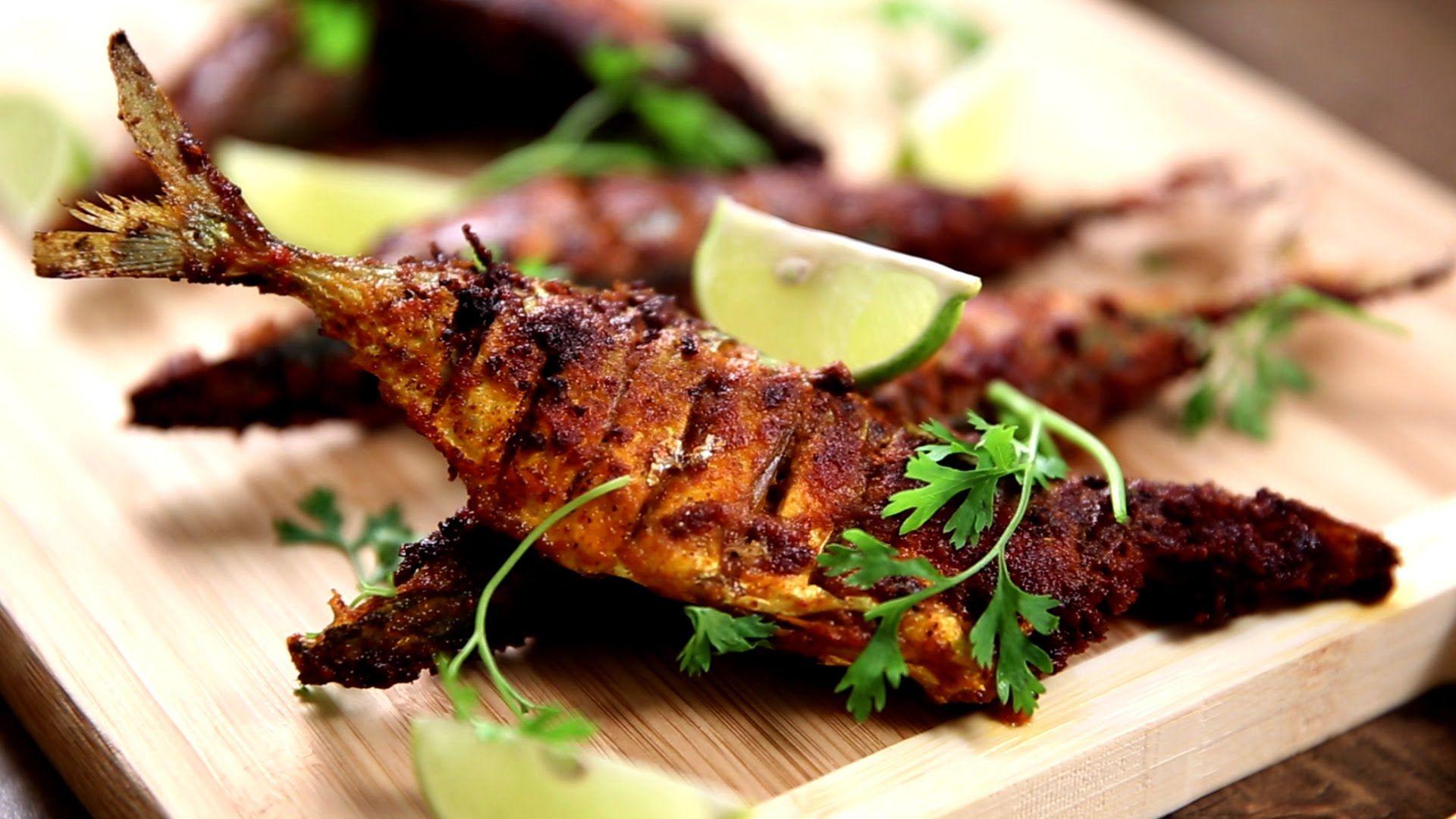 Bangda Fish Fry Mackerel Fish Goan Style Fish Fry Recipe The Bomba Recipes Fried Fish Recipes Fish Recipes Mackerel Fish