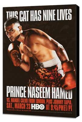 Boxing Movie Posters | Prince Naseem Hamed vs Manuel Calvo Movie Posters  From Movie Poster .