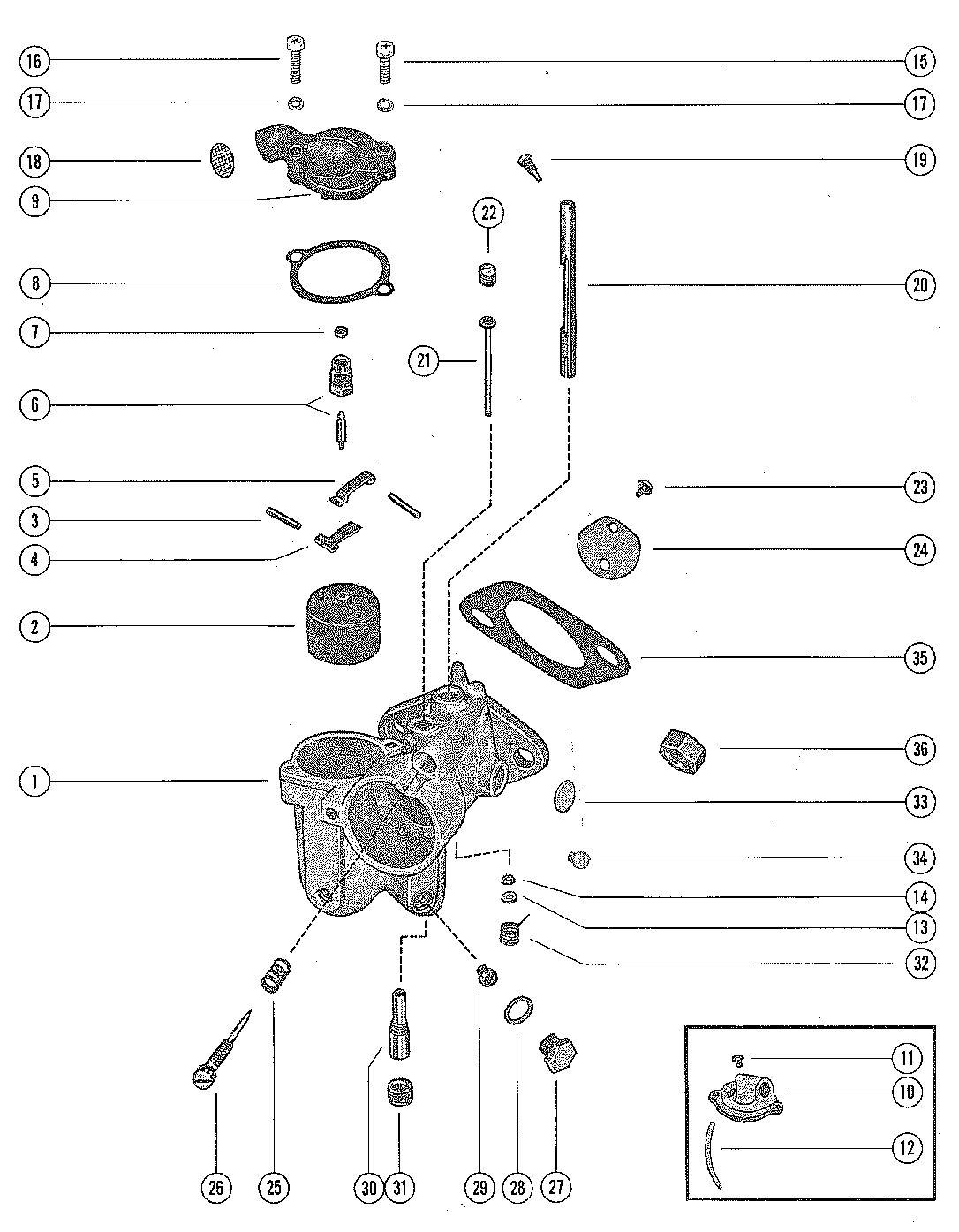 CarbMerc650Diagram.jpg (1086×1395) Boat Engine